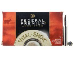 Federal Premium 200 gr Trophy Bonded Bear Claw .30-06 Spfld Ammo, 20/box - P3006T5