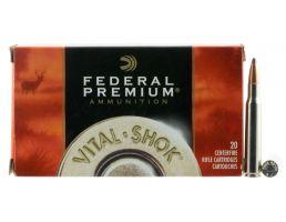 Federal Premium Sierra 150 gr GameKing Boat Tail Soft Point .30-06 Spfld Ammo, 20/box - P3006G