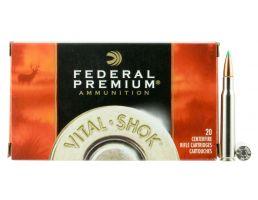 Federal Premium Hunting 150 gr Nosler Ballistic Tip .30-06 Spfld Ammo, 20/box - P3006P