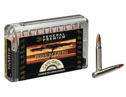 Federal Premium Safari Cape-Shok 286 gr Swift A-Frame .370 Sako Mag Ammo, 20/box - P370SA