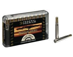 Federal Premium Safari Cape-Shok 300 gr Trophy Bonded Sledgehammer Solid .375 H&H Mag Ammo, 20/box - P375T2