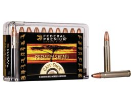 Federal Premium Safari Cape-Shok 400 gr Swift A-Frame .416 Rem Mag Ammo, 20/box - P416RSA
