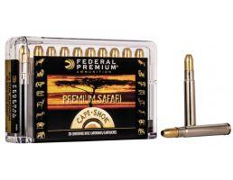 Federal Premium Safari Cape-Shok 400 gr Trophy Bonded Sledgehammer Solid .416 Rem Mag Ammo, 20/box - P416RT2