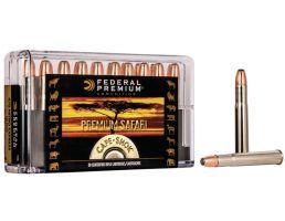 Federal Premium Safari Cape-Shok 500 gr Swift A-Frame .470 Nitro Express Ammo, 20/box - P470SA