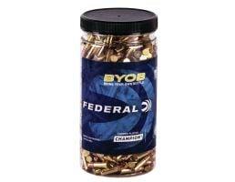 Federal BYOB 17 gr Jacketed Hollow Point .17 HMR Ammo, 250/box - 770BTL250