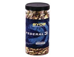 Federal BYOB 50 gr Jacketed Hollow Point .22 WMR Ammo, 250/box - 757BTL250