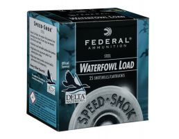 "Federal Speed-Shok 3"" 410 Gauge Ammo 6, 25/box - WF413 6"