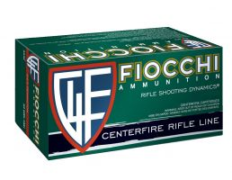 Fiocchi Shooting Dynamics 150 gr Pointed Soft Point Interlock BT .270 Win Ammo, 20/box - 270SPE