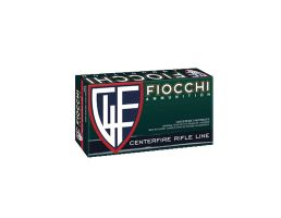 Fiocchi Rifle Shooting Dynamics 150 gr Pointed Soft Point Interlock BT .308 Win Ammo, 20/box - 308B
