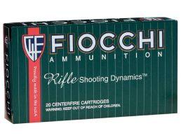 Fiocchi Rifle Shooting Dynamics 180 gr Pointed Soft Point Interlock BT .308 Win Ammo, 20/box - 308C