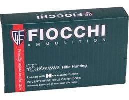 Fiocchi Extrema Leadless 168 gr Tipped TSX Boat Tail .308 Win Ammo, 20/box - 308TTSX