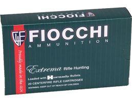 Fiocchi Extrema Leadless 168 gr Tipped TSX Boat Tail .30-06 Spfld Ammo, 20/box - 3006TTSX