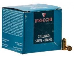 Fiocchi .22 LR Blank Ammo, 200/box - 22LRBL
