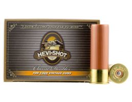 "Hevi-Shot Classic Doubles 3"" 12 Gauge Ammo 5, 10/box - 11135"