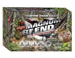 "Hevi-Shot Magnum Blend Mossy Oak Obsession NWTF Edition 3"" 12 Gauge Ammo 5, 6, 7, 5/box - 40255"