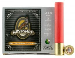 "Hevi-Shot Duck 3"" 410 Gauge Ammo 7, 10/box - 41007"