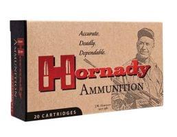 Hornady Custom 87 gr V-Max .243 Win Ammo, 20/box - 80468