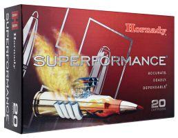 Hornady Superformance 180 gr GMX .30-06 Spfld Ammo, 20/box - 81187