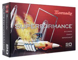 Hornady Superformance 225 gr SST .338 RCM Ammo, 20/box - 82236