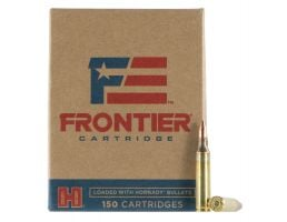 Hornady Frontier 55 gr Full Metal Jacket 5.56 Ammo, 150/box - FR2015