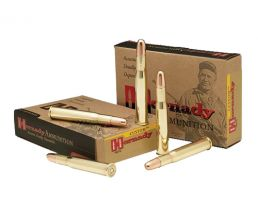 Hornady Dangerous Game 570 gr Solid .500 Nitro Express Ammo, 20/box - 8269