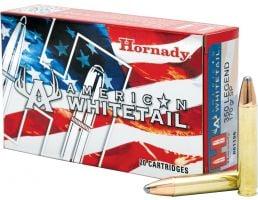 Hornady American Whitetail 170 gr Interlock .350 Legend Ammo, 20/box - 81196