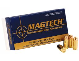 Magtech 50 gr Full Metal Jacket .25 ACP Ammo, 50/box - 25A