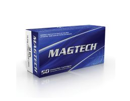 Magtech 158 gr Semi-Jacketed Hollow Point .38 Spl +P Ammo, 50/box - 38H