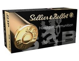 Sellier & Bellot 230 gr Jacketed Hollow Point .45 Colt Ammo, 50/box - SB45F