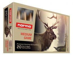 Norma Ammunition Extreme 180 gr Bondstrike .308 Win/7.62 Ammo, 20/box - 20176962