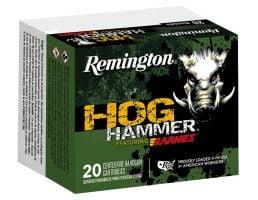 Remington Hog Hammer Handgun 155 gr Barnes XPB 10mm Ammo, 20/box - PHH10MM1