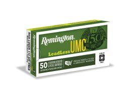 Remington UMC 95 gr Flat Nose Enclosed Base .380 Auto Ammo, 50/box - LL380AP2