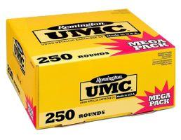 Remington UMC 95 gr Full Metal Jacket .380 Auto Ammo, 250/box - L380APA