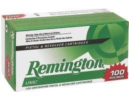 Remington UMC 230 gr Jacketed Hollow Point .45 Auto Ammo, 100/box - L45AP7B