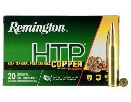 Remington HTP Copper 130 gr Barnes TSX .270 Win Ammo, 20/box - HTP270W