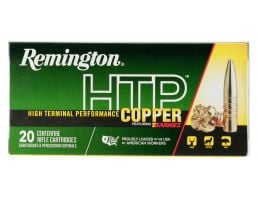 Remington HTP Copper 130 gr Barnes TSX .300 Blackout Ammo, 20/box - HTP300AAC