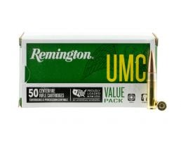 Remington UMC 220 gr Open Tip Flat Base .300 Blackout Ammo, 50/box - L300AAC4V