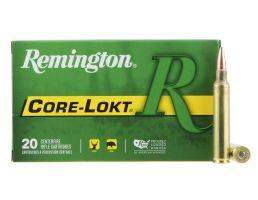 Remington Core-Lokt 180 gr Pointed Soft Point .300 RUM Ammo, 20/Box - R300RUM01