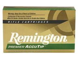 Remington Premier 180 gr AccuTip Boat Tail .300 Win Mag Ammo, 20/box - PRA300WC