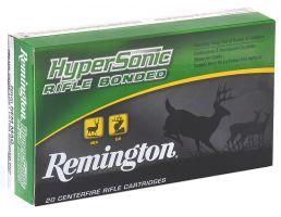 Remington Hypersonic 150 gr Core-Lokt Ultra Bonded PSP .308 Win Ammo, 20/box - PRH308WA