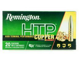 Remington HTP Copper 168 gr Barnes TSX .308 Win Ammo, 20/box - HTP308W