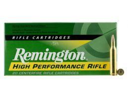 Remington High Performance 25 gr Hollow Point .17 Rem Ammo, 20/box - R17R2
