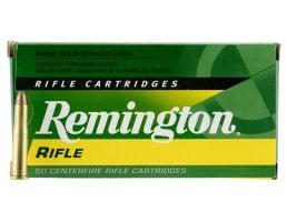Remington High Performance 45 gr Pointed Soft Point .22 Hornet Ammo, 50/box - R22HN1