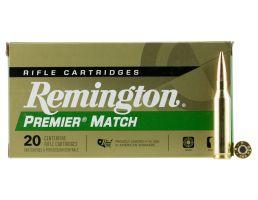 Remington Premier 140 gr Barnes Open Tip Match Boat Tail .260 Rem Ammo, 20/box - RM260R