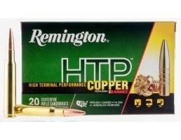 Remington HTP Copper 168 gr Barnes TSX .30-06 Spfld Ammo, 20/box - HTP3006
