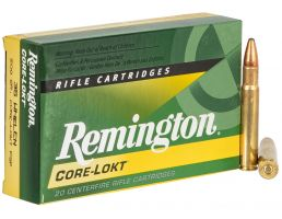 Remington Core-Lokt 200 gr Pointed Soft Point .35 Whelen Ammo, 20/box - R35WH1