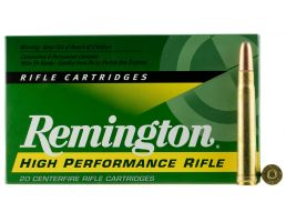 Remington High Performance 270 gr Soft Point .375 H&H Mag Ammo, 20/box - R375M1