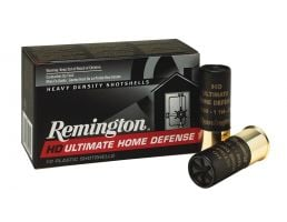 "Remington Ultimate Defense Combo Pack 2.5"" 410 Gauge Ammo 000 Buck, 15/Box - 410B000HD"