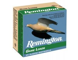 "Remington Lead Game Loads 2.75"" 16 Gauge Ammo 8, 25/box - GL168"