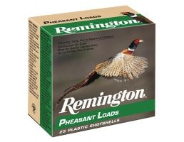 "Remington Pheasant 2.75"" 16 Gauge Ammo 6, 25/box - PL166"
